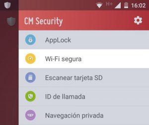 descargar cm security