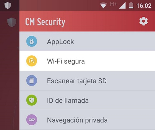 descargar cm security