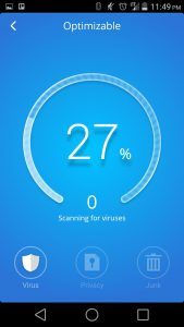antivirus cm security app